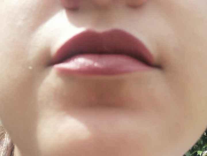 3 colores de labios, 3 momentos del día 💄 - 1