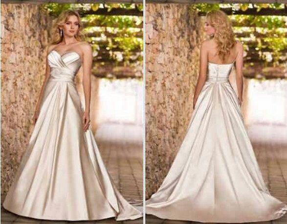 vestidos de novia 2 en 1..
