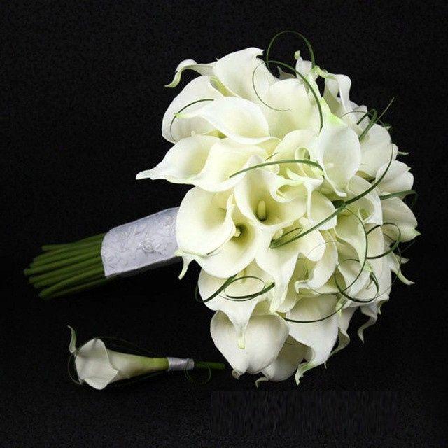 Necesito un ramo de flores blancas!!!! 12