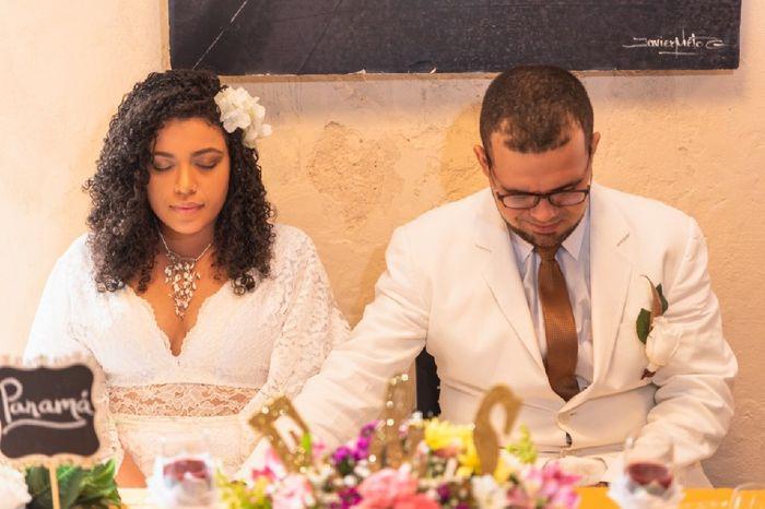 ¡Recién casados E & S! 3