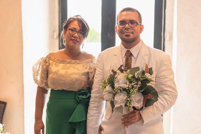 ¡Recién casados E & S! 4