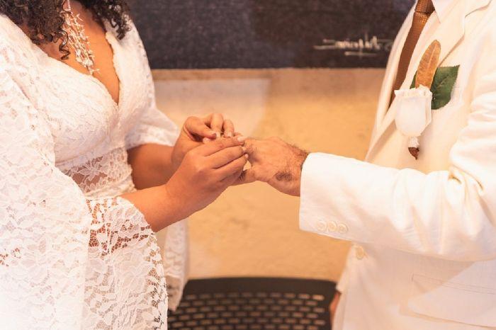 ¡Recién casados E & S! 8