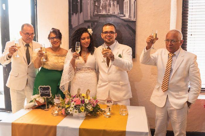 ¡Recién casados E & S! 9