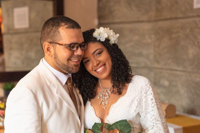 ¡Recién casados E & S! 13