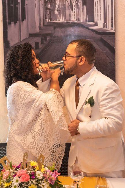 ¡Recién casados E & S! 17