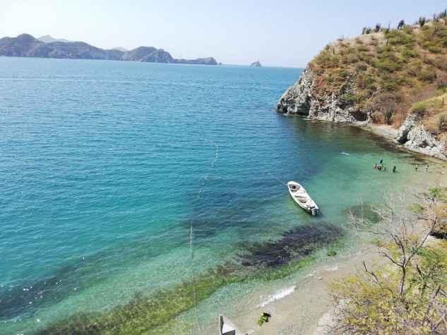 Playa Grande Taganga