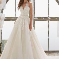 Vestido estilo Romantico-Princesa