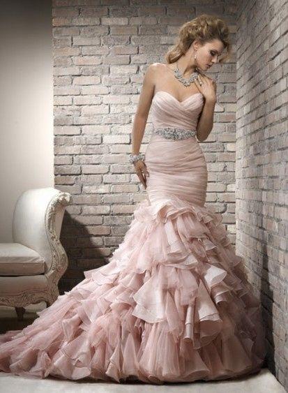 vestidos de novia palo rosa