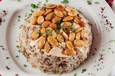 Arroz a lo medio oriente for Arroz blanco cocina al natural