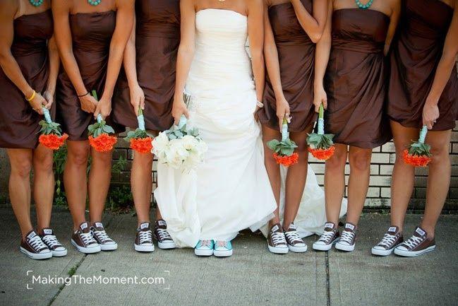 Reglas para los zapatos de las damas de honor 85b38f81e2cb