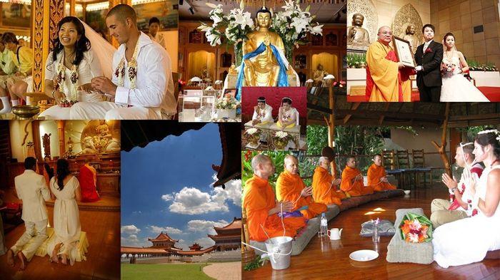 Matrimonio Budista : Bodas del mundo