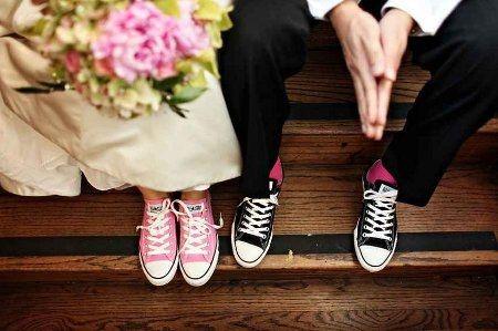 converse bodas