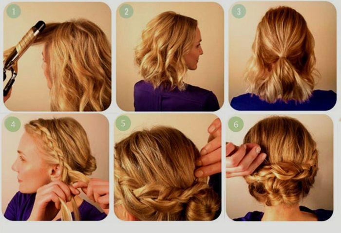 Novia de día vs Novia de noche: El peinado 3
