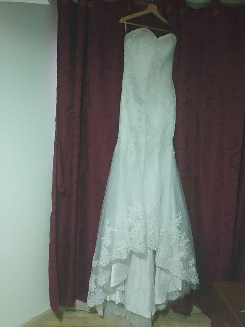 ¿Comprar mi vestido por Internet? 3