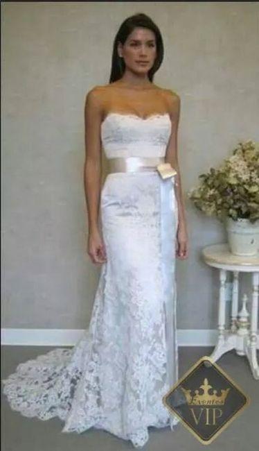 vestidos para casarse al aire libre