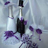 Vestidos de las botellas - 1