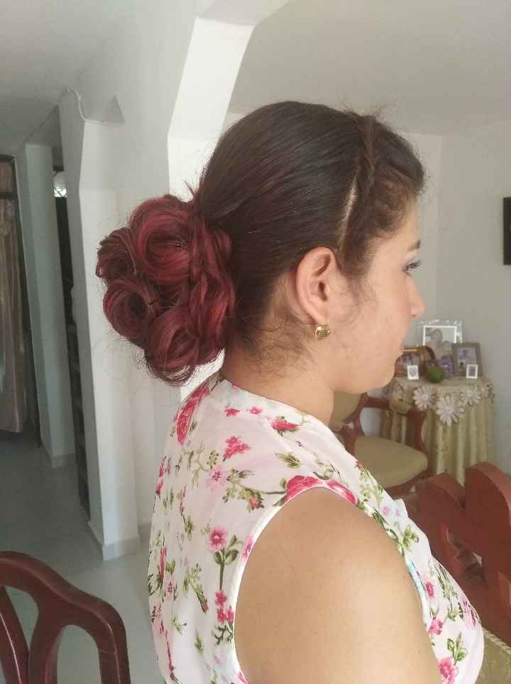 peinados y maquillaje - 2