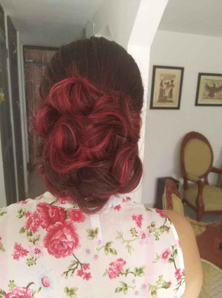 peinados y maquillaje - 3