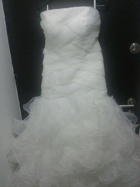 d6dc34067f Comprar vestidos de novia por internet - 1