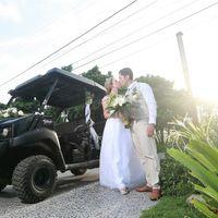 Carro novia