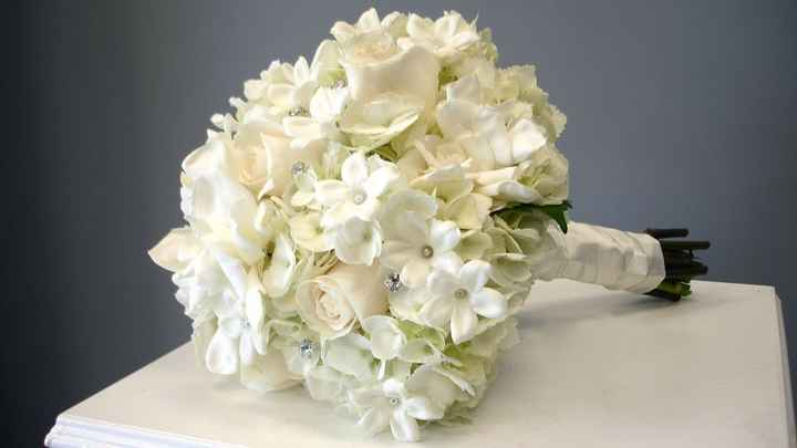 jasmines (aunque duran poco despues de cortadas)