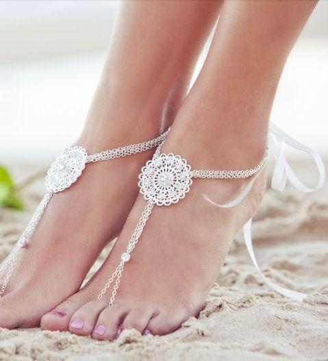 boda en la playa zapatos? tacones? sandalias? si? no?