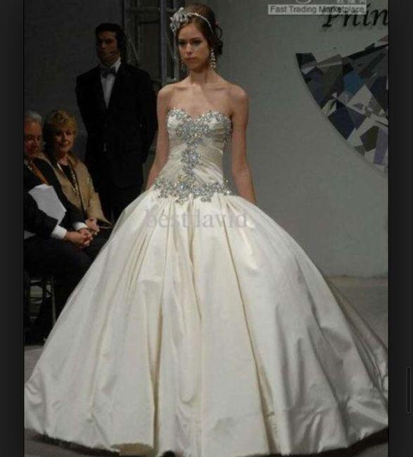 Vestidos de novia nuevos pnina tornai