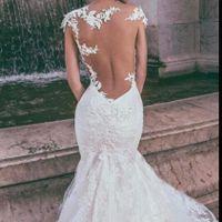 Moda 2021 en vestidos de novia - 2