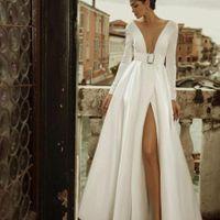 Moda 2021 en vestidos de novia - 3