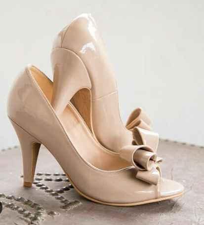 La boda de tus sueños según tu personalidad - Los zapatos - 1