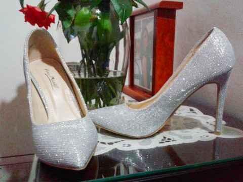 Los zapatos - 1