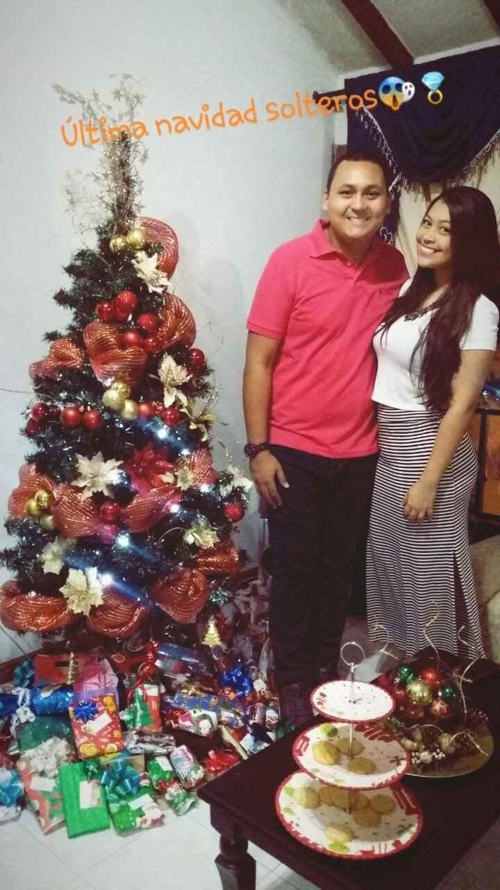 Nuestra última navidad solteros