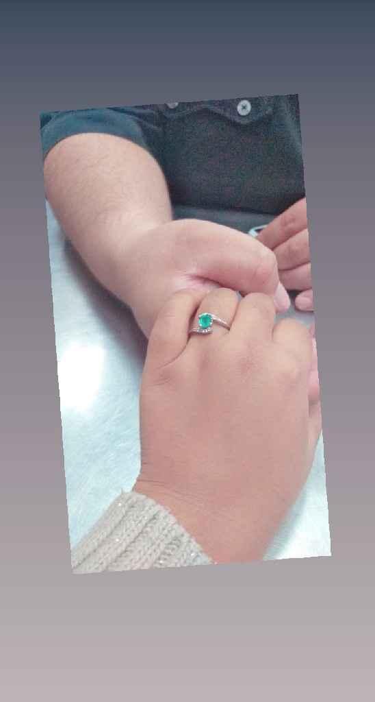 ¿Tu anillo de compromiso es delicado o llamativo? - 1