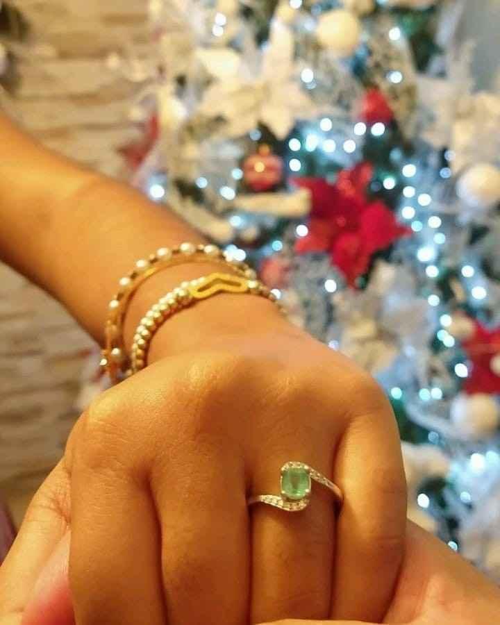 ¿Nos muestras tu anillo de compromiso? 💍 - 1