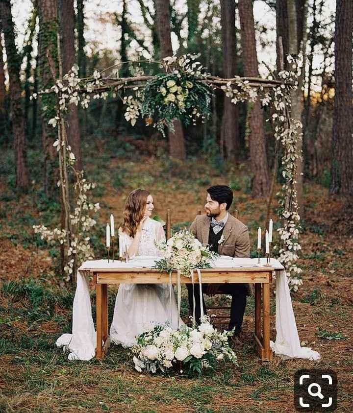 Decoracion altar boda civil - 1