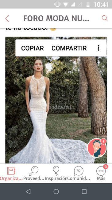 Descubre tu vestido... 13