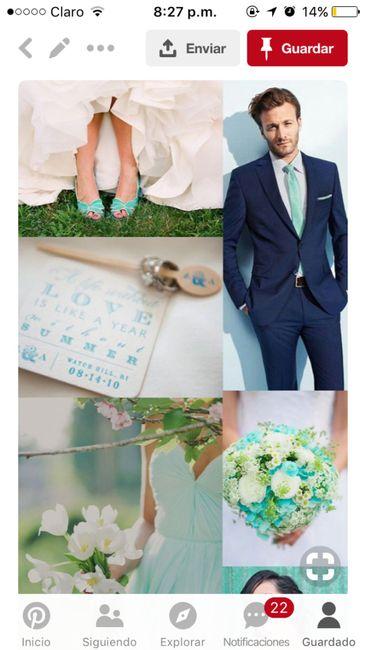 2 colores, 1 solo matrimonio: ¿Te quedas con alguno? 2