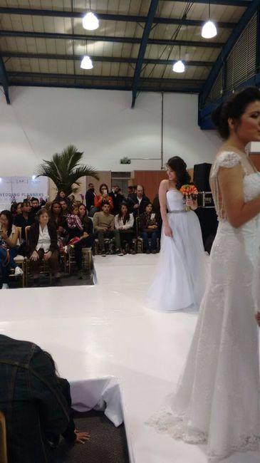 ab8c9011e Mori lee bridal y eugenia díaz ~ vestidos de novia