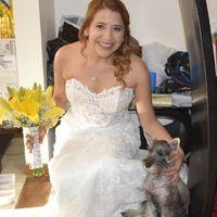 La mejor foto de matrimonio: ¡La mascota! - 2