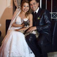 La mejor foto de matrimonio: ¡La mascota! - 3