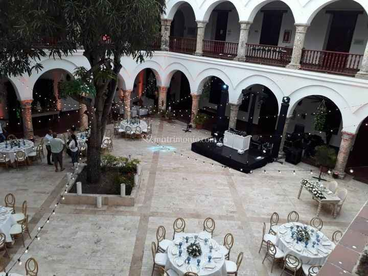Wedding Planners Cartagena - 1