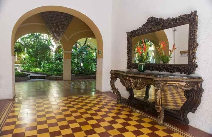 Hotel El Claustro