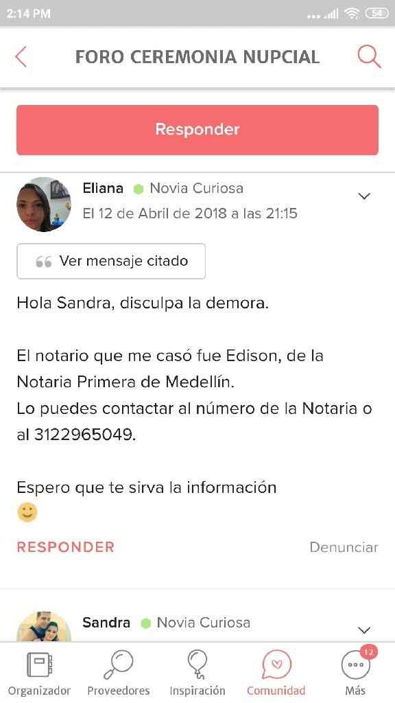 Matrimonio Igualitario en Medellin - 1