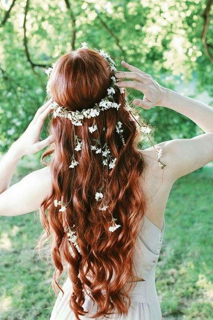 ¿Corona de flores? 2