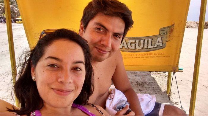 En Cartagena!