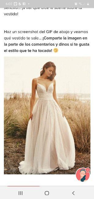 Descubre tu vestido... 19