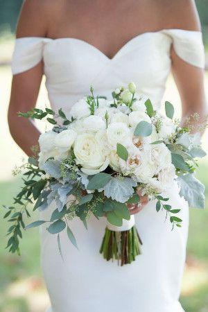 Necesito un ramo de flores blancas!!!! 8