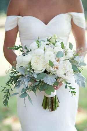 Necesito un ramo de flores blancas!!!! - 8