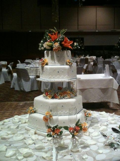 Cuantos pisos tiene tu pastel de matrimonio for Cuantos escalones tiene un piso