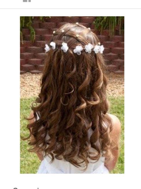 Peinados para niña pajecita - Imagui